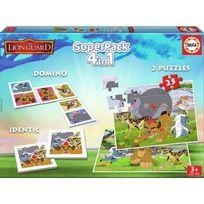 Educa - La Garde Du Roi Lion Superpack