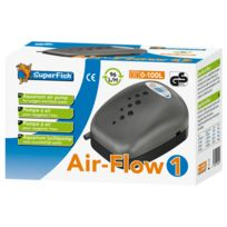 Superfish - Pompe à Air Air-Flow pour Aquarium - 96 L/H