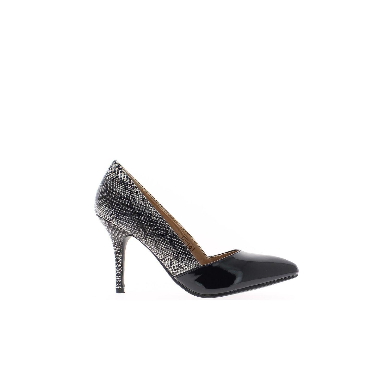 Made in Italia - Escarpins pour femme (ANGELICA_BORDEAUX-NERO) - Rouge 16d9tMHFF