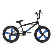 KS CYCLING - BMX freestyle 20'' Rise noir