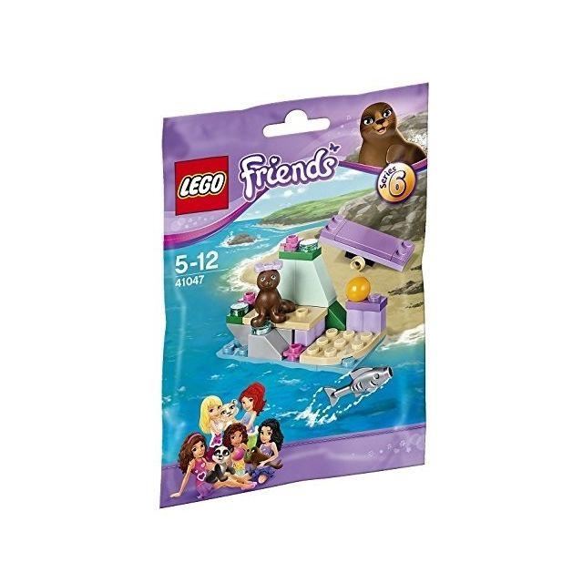Lego Friends 41047 Le Petit Rocher du Phoque