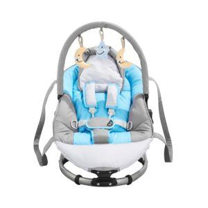 tex baby transat balancelle bébé tex turquoise pas cher
