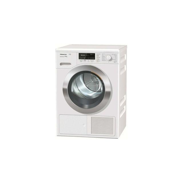 miele s che linge condensation pompe chaleur achat s che linge pompe chaleur. Black Bedroom Furniture Sets. Home Design Ideas