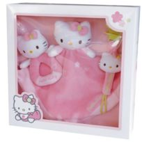 Jemini - Peluche Hello Kitty Coffret