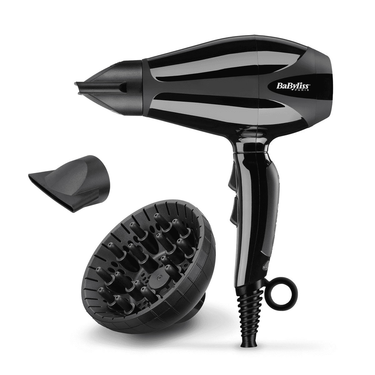 Sèche-cheveux Compact Pro 2400 6715DE - Babyliss