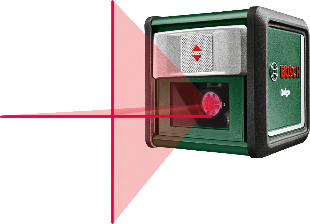bosch niveau laser quigo 3 0603663501 pas cher achat vente niveaux lasers rueducommerce. Black Bedroom Furniture Sets. Home Design Ideas