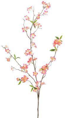 Branche De Cerisier artificielflower - fleur artificielle branche de cerisier rose 76