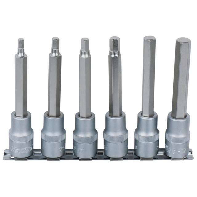 1-70 mm Ks Tools 911.1070 Douille 6 Pans