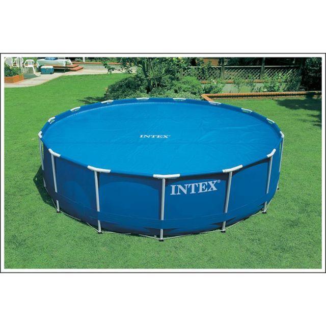 intex b che bulles 4 48 m 29023 pas cher achat vente b che et couverture piscine. Black Bedroom Furniture Sets. Home Design Ideas