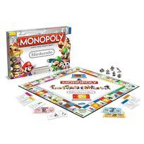 Monopoly - Jeu de société Nintendo