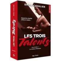 Blanche - les trois talents tome 1 ; le conteur d'histoires