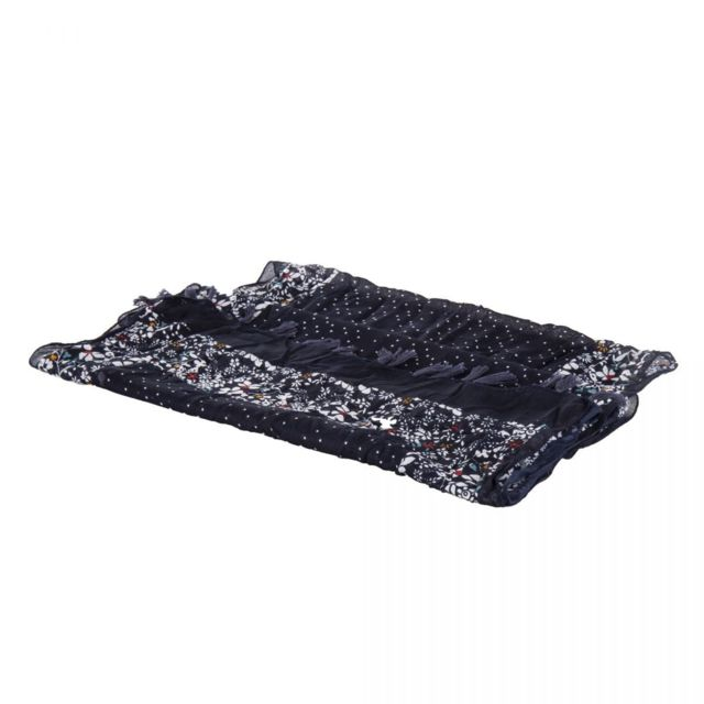 Red Soul - Foulard à pois et motifs fleuris bleu marine femme - pas cher  Achat   Vente Echarpes, foulards - RueDuCommerce 54c91054de5