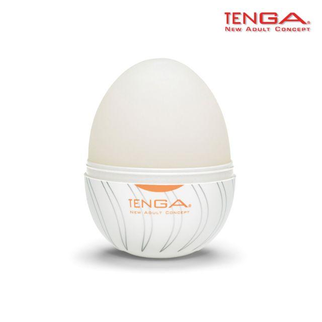 Tenga - Oeuf Masturbateur - Egg Twister Unisexe
