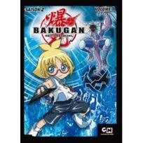 Cartoon Network - Bakugan Battle Brawlers - Saison 2 - Volume 1