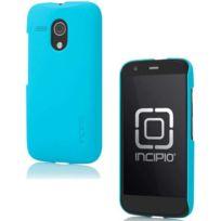 Incipio - Coque Feather bleu pour Motorola Moto G