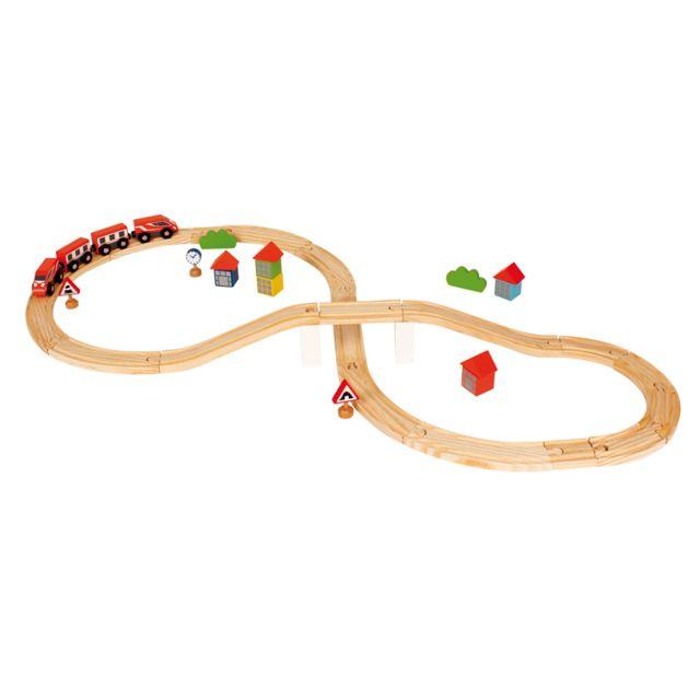 Okoia Circuit train de voyageurs