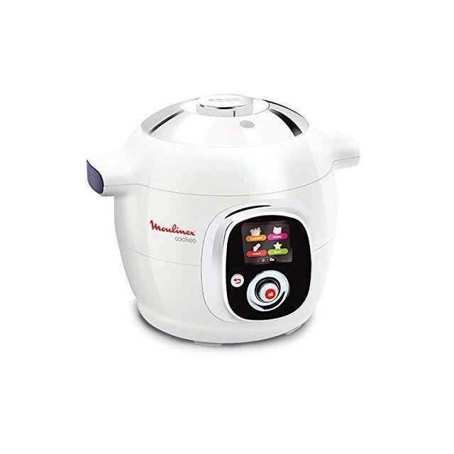 moulinex cuiseur vapeur cookeo ce704110 achat cuiseur vapeur. Black Bedroom Furniture Sets. Home Design Ideas