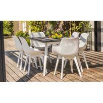 Table jardin beton - catalogue 2019/2020 - [RueDuCommerce]