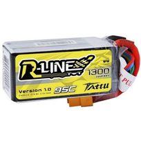 Tattu - Lipo R-Line 1300mAh 95C 4S1P