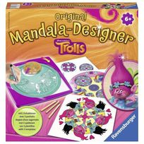 Ravensburger - Mandala Designer Trolls
