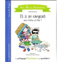 Larousse - si on rangeait ? album Montessori