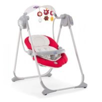Chicco - Balancelle Polly Swing Up Paprika 0m