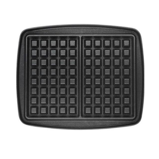 LAGRANGE paire de plaques pour gaufres liégeoises pour gaufrier premium - 010722