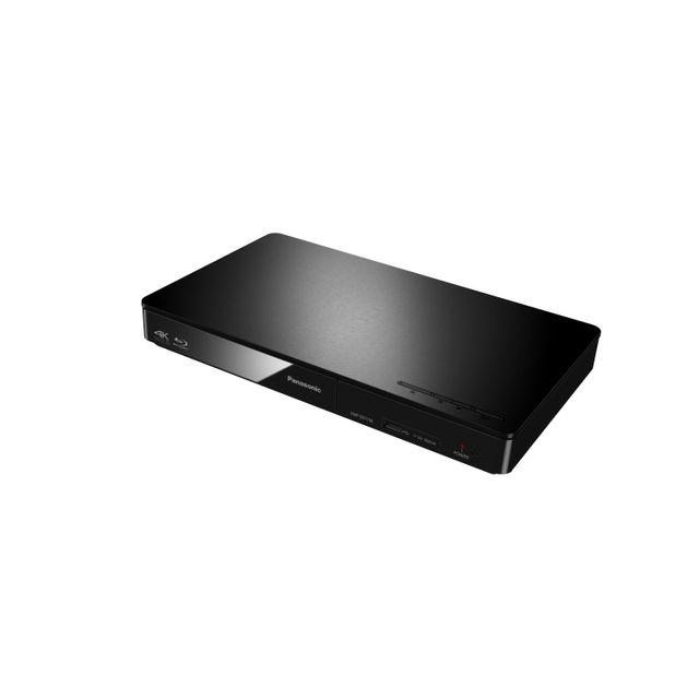 PANASONIC Lecteur Blu-Ray BDT180 Lecteur Blu-ray 3D 4K - Port USB - JPEG