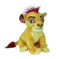 Nicotoys - Disney - Peluche la garde du roi lion-Kion 25 cm