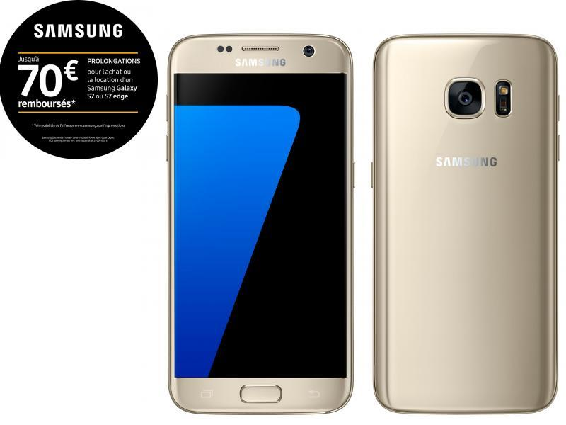 Galaxy S7 - Or