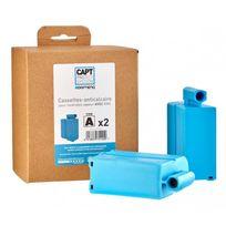 Domena - Pack de 2 cassettes anticalcaires Type A