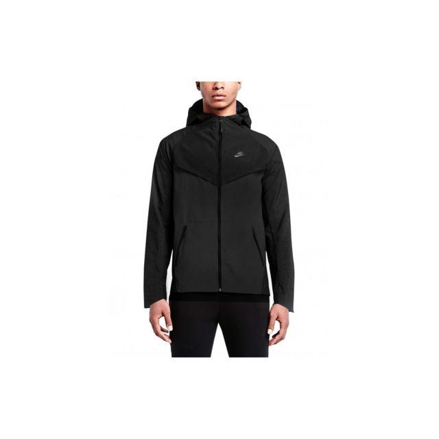 Veste Nike Coupe Ref Vent Tech Windrunner 727349 010 Fleece TvSqdv