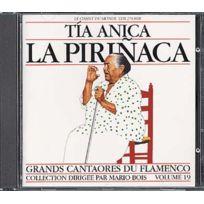Le Chant du Monde - Musiques du Monde - Espagne : grands Cantaores du Flamenco Tia Anica la Pirinaca