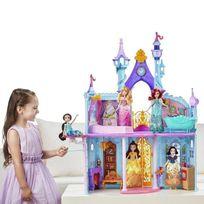 Hasbro - Disney Princesses Château De Princesses
