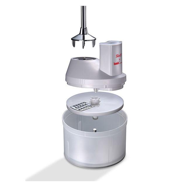 BAMIX accessoire 5 râpes pour mixeur plongeant - mx150064