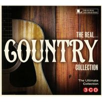 Sony Video Non Musicale - Compilation - Real Country Collection