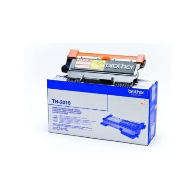 Totalcadeau Toner Tn2010 Noir Hl-2130 Dcp-7055 pour imprimante Brother - cartouche