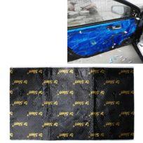 Wewoo - Décoration voiture Isolation acoustique Bande d'étanchéité en caoutchouc Bruit Coupe-vent Porte Ruban Joint d'isolation Pad