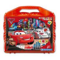 Clementoni - Puzzle 12 cubes Disney : Cars 2