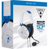 Casque blanc RECON 50P