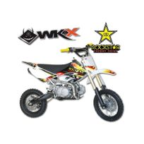 Marque Generique - Pit Bike Wkx 125 édition spéciale Rockstar – Crf70 – 14/17 – Grande roue
