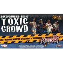 Guillotine Games - Jeux de société - Zombicide - Toxic Crowd