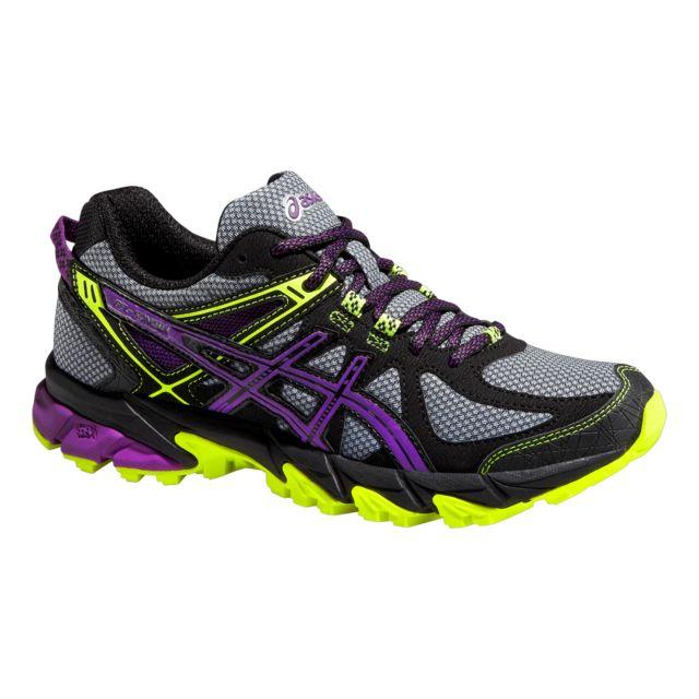 Femme Violette Pas Sonoma Grise Gel Chaussures Asics Trail Et aw60qcI