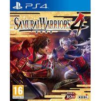 Playstation 4 - Samurai Warriors 4