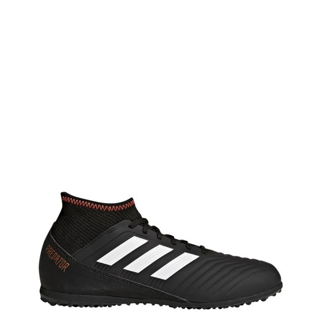 Adidas Chaussures junior Predator Tango 18.3 Turf noir
