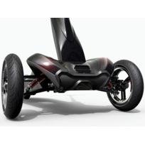 Trottinette électrique pliable à 3 roues Noir