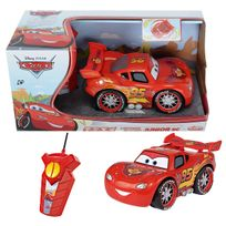 MAJORETTE - Cars rc 1/30 mc queen pre-scolaire - 213089574