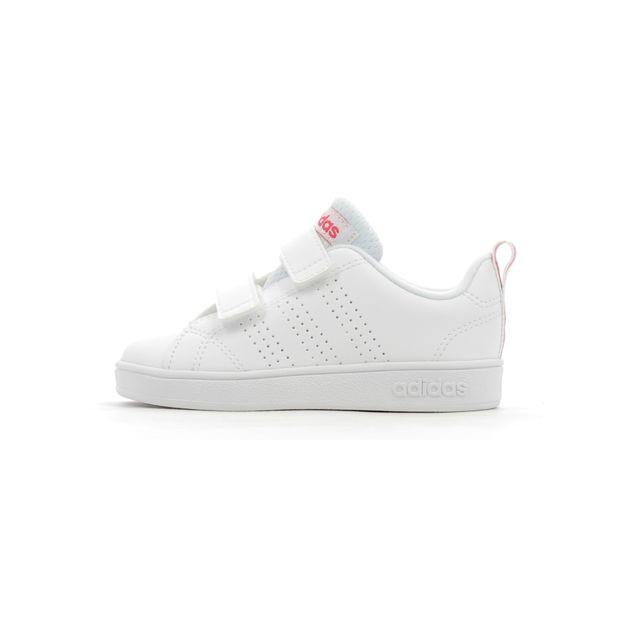 Adidas performance - Baskets bébés Vs Advantage Clean Cmf Inf - pas cher  Achat   Vente Chaussures, chaussons - RueDuCommerce ab0d53403d68