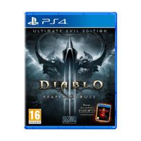 Blizzard - Diablo Iii : Reaper of Souls - Ultimate Evil Edition import anglais