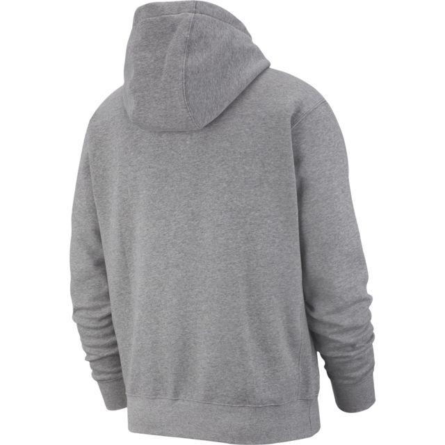 Nike Sweat à capuche zippé Club Fleece Bv2645 pas cher